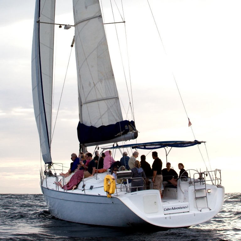 Luxury Sunset Sailing in Los Cabos