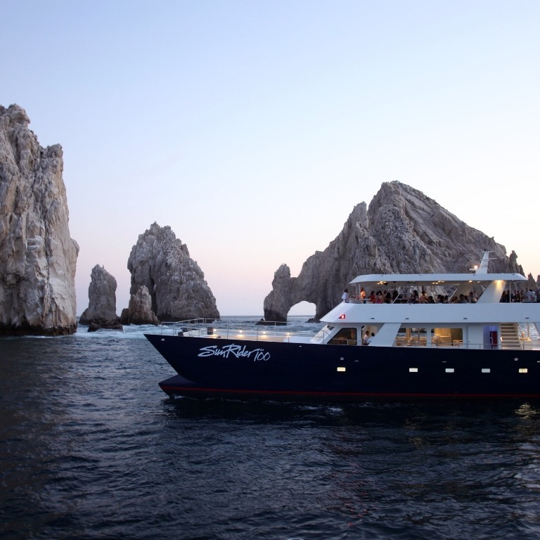 Sunrider 100 Sunset Cruise in Cabo San Lucas